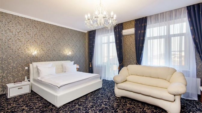Отдых вКраснодаре сзавтраками или романтическое предложение вотеле Hotel Vision