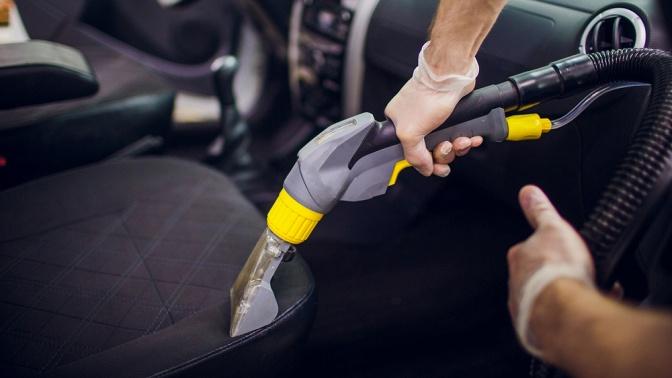 Комплексная химчистка авто, абразивная полировка кузова снанесением защитного покрытия отавтомойки «Мойка24»