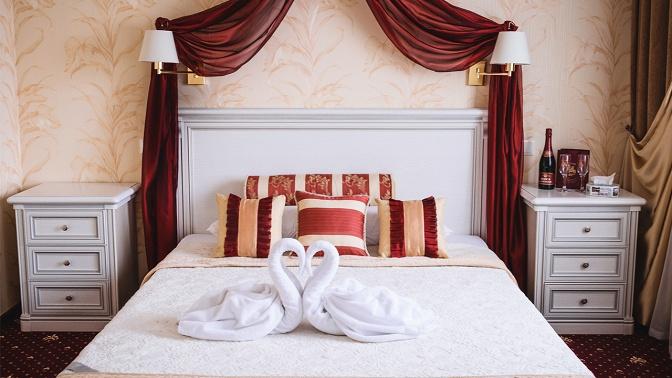 Отдых вделовом центре Энгельса сзавтраками впарк-отеле «Новый век»
