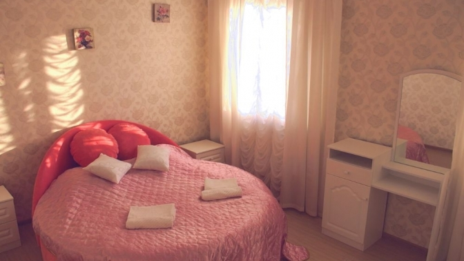 Проживание или романтический отдых вапартаментах влюбой день недели свозможностью раннего заезда либо позднего выезда вгостинице «Релакс»