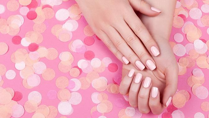 Классический, европейский или комбинированный маникюр ипедикюр спокрытием гель-лаком встудии маникюра Lubi Nails