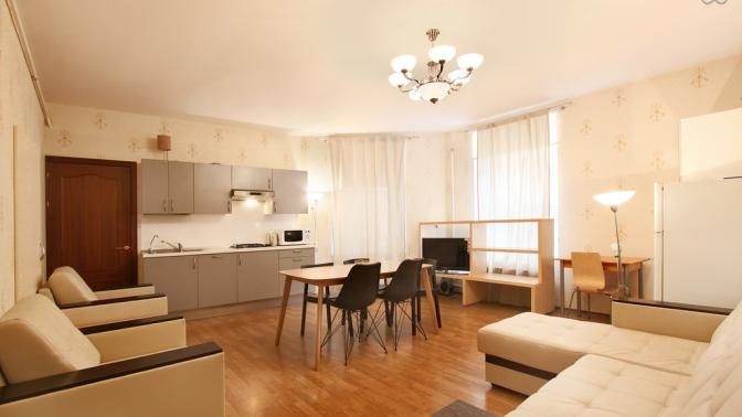 Отдых вцентре Санкт-Петербурга вдвухкомнатных апартаментах «НаМалой Морской9»