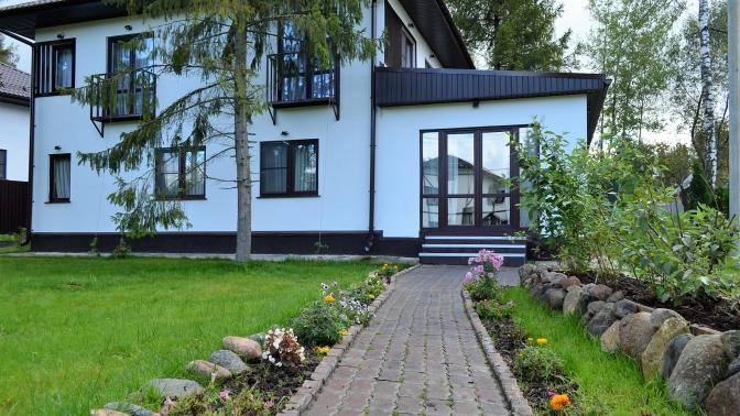 Аренда коттеджа вжилом парке «Покров» откомпании Luxury Cottage