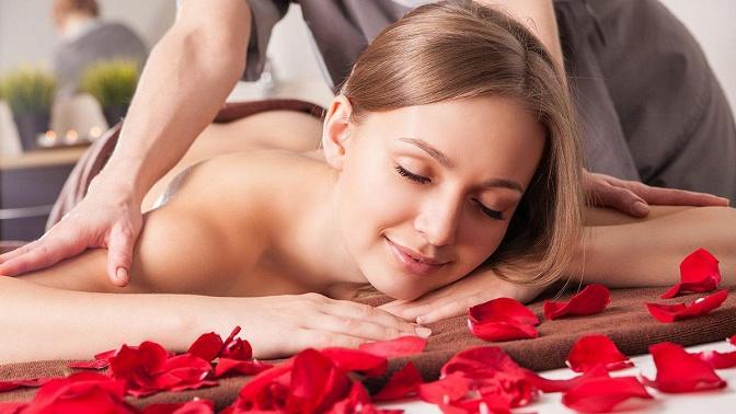 До7сеансов массажа собертыванием или без встудии красоты «Шанталь»