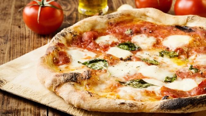 Всё меню отслужбы доставки Pizza King соскидкой50%