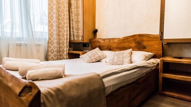Отдых вКраснодарском крае спроживанием вномере выбранной категории вгостевом доме «Вудхаус»