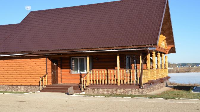 Отдых наберегу озера Белое вкоттедже набазе отдыха «Озерная»
