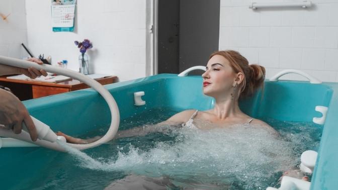 Оздоровительный отдых всанатории-профилактории «Алмед»