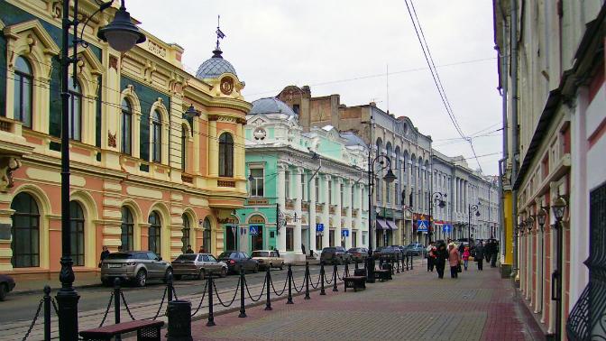 Участие висторическом квесте «Загадки улицы Рождественской» откомпании «Городская история»