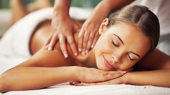 До7сеансов массажа cобертыванием или без в«Салоне красоты иSPA»