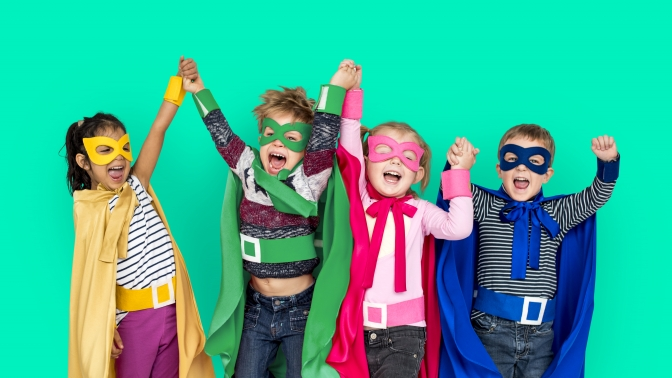 Онлайн-праздник от«Ассоциации детских праздников Солнцевой Анастасии»
