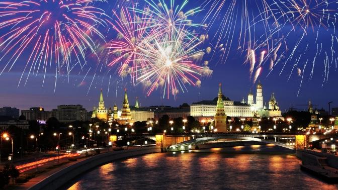 Романтическая прогулка «Романтика речной Москвы» сужином натеплоходе «Фалькон»