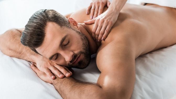Сеансы массажа вклинике «Ниармедик»