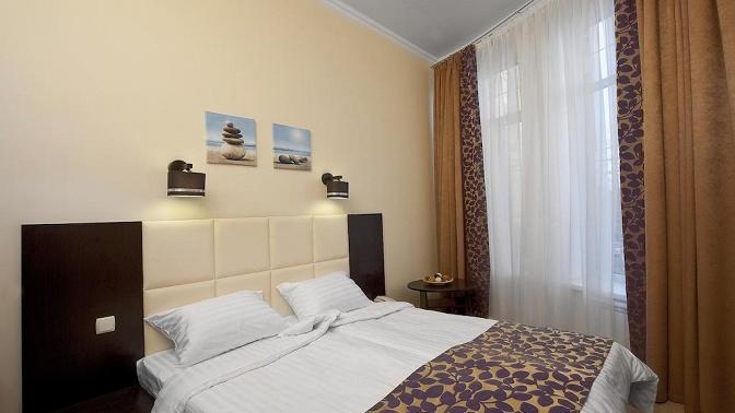 Проживание неподалеку отцентра города Краснодара вотеле Top Hill Hotel