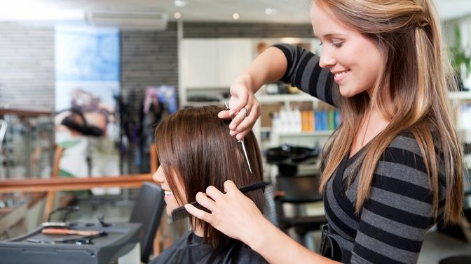 Мужская или женская стрижка, укладка, полировка, окрашивание, мелирование, колорирование, бионизация, выпрямление, обертывание, восстановление волос встудии «Жемчужина»