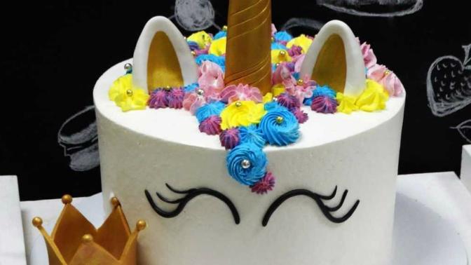 Праздничный торт сначинкой весом до7кг