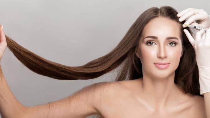 2, 4или 6процедур плазмотерапии волосистой части головы вклинике «Центр здоровья спины»