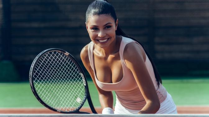 Индивидуальные или групповые занятия большим теннисом всети теннисных клубов Maximatennis