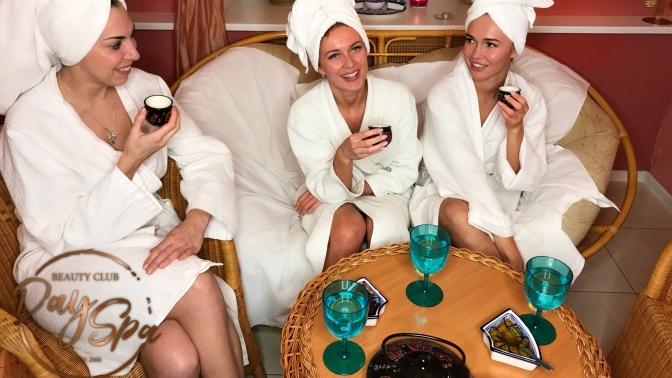 Программа «Стройная фигура» и«Омоложение лица итела», SPA-коктейли «Шоколадный шейк» и«ИдеальнаяЯ!» всалоне красоты Day SPA