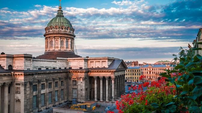 Билет наэкскурсию поцентру Санкт-Петербурга отэкскурсионного агентства «Виктория»