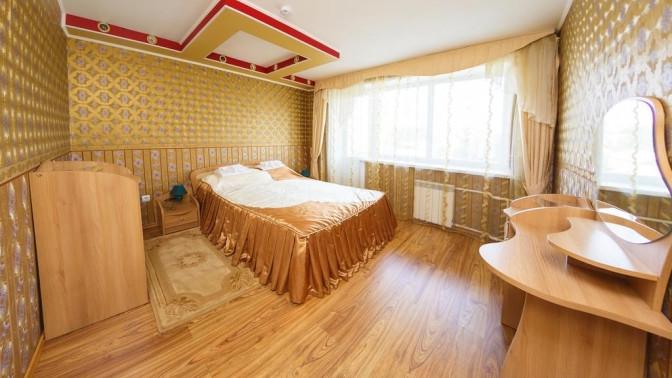 Отдых вУлан-Удэ сзавтраком вотеле «Баргузин»