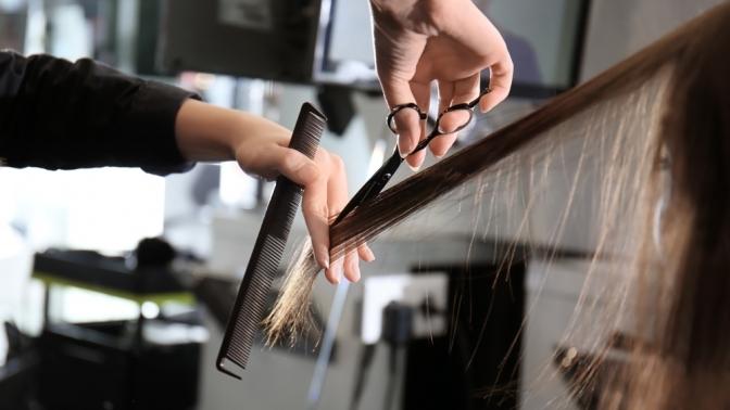 Женская или мужская стрижка, окрашивание, укладка волос всалоне красоты Witani