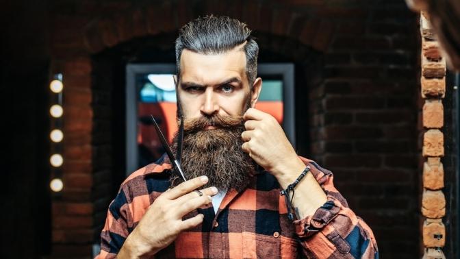 Мужская или детская стрижка либо оформление бороды вбарбершопе Monoleeth