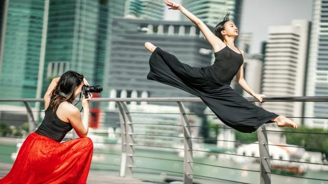 Летняя индивидуальная, выездная, расширенная или тематическая фотосессия отфотостудии Vobraze