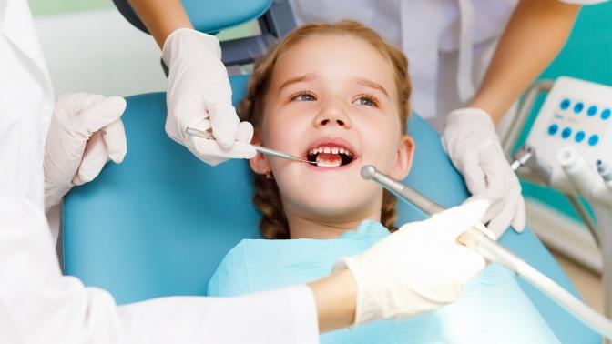 Гигиена полости рта для детей вклинике «Магия улыбки» (1050руб. вместо 2500руб.)