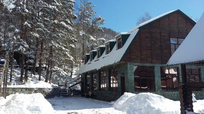 Отдых вГорном Алтае сзавтраком набазе отдыха Green House