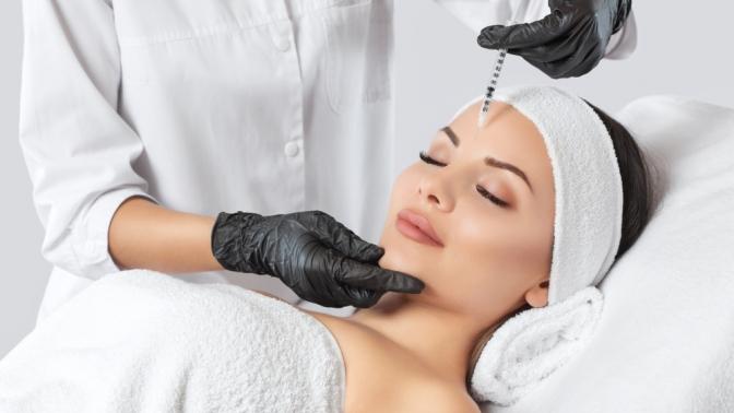 Инъекционная мезотерапия лица, волосистой части головы или рук всалоне Lazer Estetic