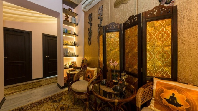 SPA-программа «Сокровища Сиама» или «Гармония» либо сеанс массажа вSPA-салоне Wai Thai