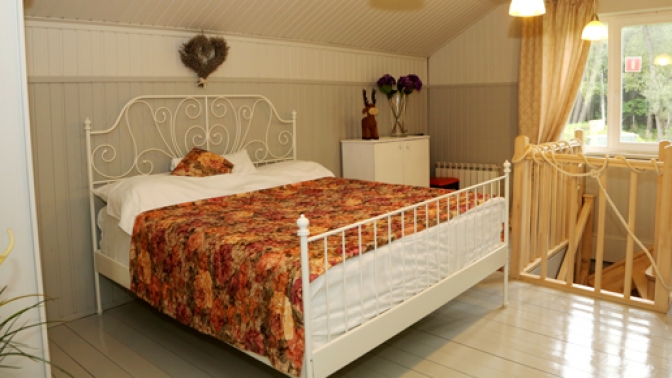 Романтический уикенд или отдых напобережье реки Волги спользованием мангальной зоной взагородном резидент-отеле «Березки»