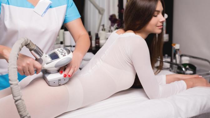 Сеансы LPG-массажа, кавитации или лазерного липолиза встудии Body Lux