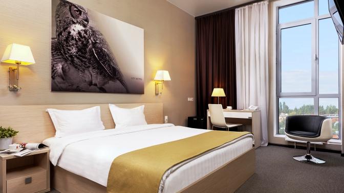 Отдых вНижнем Новгороде сзавтраком или без вгостинице City Hotel Sova