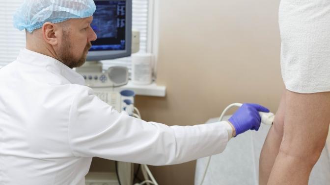Консультация флеболога сназначением лечения ивыдачей заключения, УЗ-сканированием вен нижних конечностей, протоколом УЗИ исклеротерапией или без вмногопрофильной клинике «ЛЕМ-Клиник»