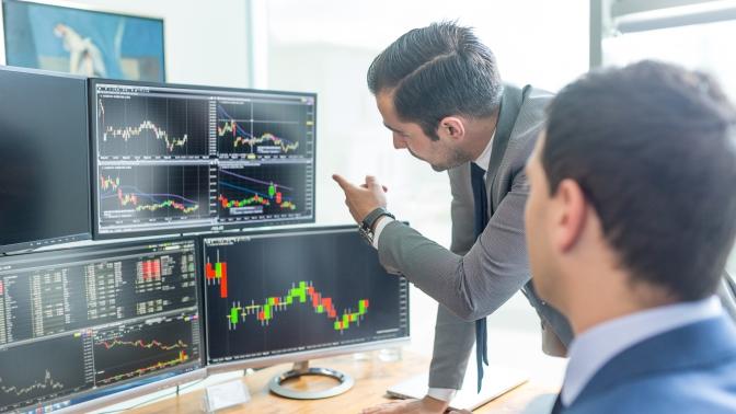 Онлайн-обучение торговле набирже отконсультационного центра Lair (300руб. вместо 15000руб.)