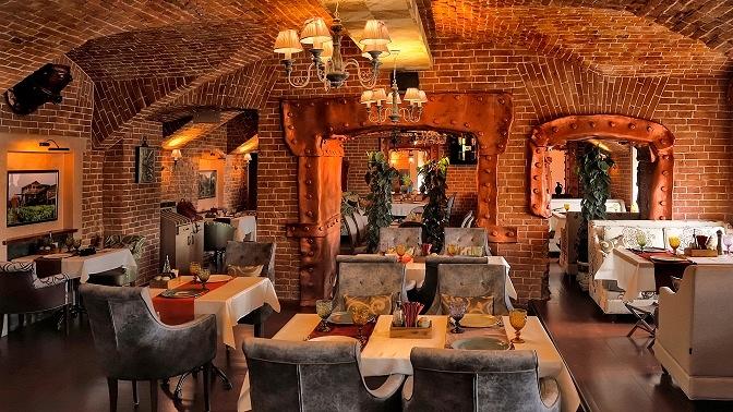 Меню инапитки вресторане грузинской кухни «Санапиро»