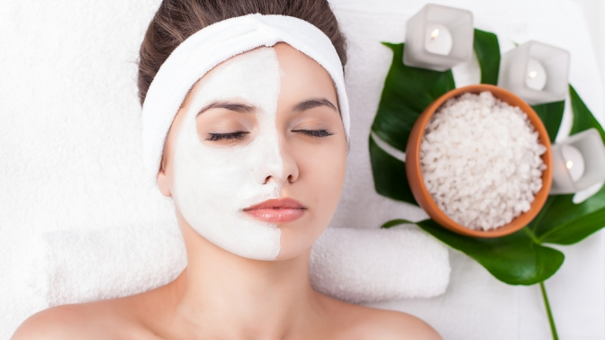 Ультразвуковая чистка, массаж, RF-лифтинг, миостимуляция, карбокситерапия ипилинг лица всалоне Factura