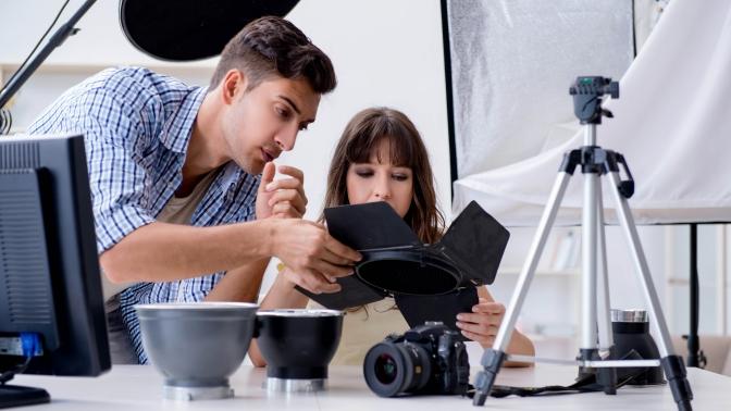 Расширенный или базовый экспресс-курс, мастер-класс пофотографии отфотошколы «Бункерстудия»