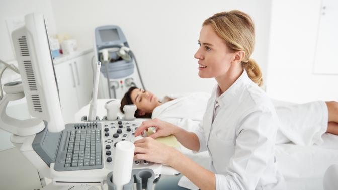 Ультразвуковое исследование, прием терапевта вмедицинском центре «Медицина»