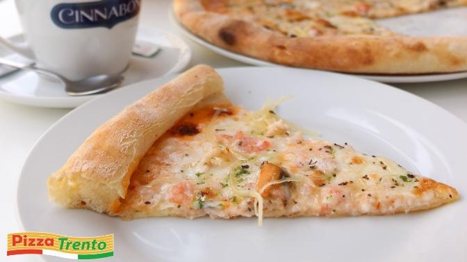 Вся пицца Trento вкафе Cinnabon соскидкой50%