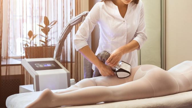 3, 5или 7сеансов LPG-массажа всего тела встудии красоты «Ажур»
