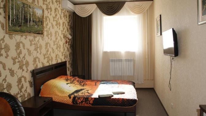 Отдых вномере категории стандарт, люкс или улучшенный люкс вгостинице «Ниагара»