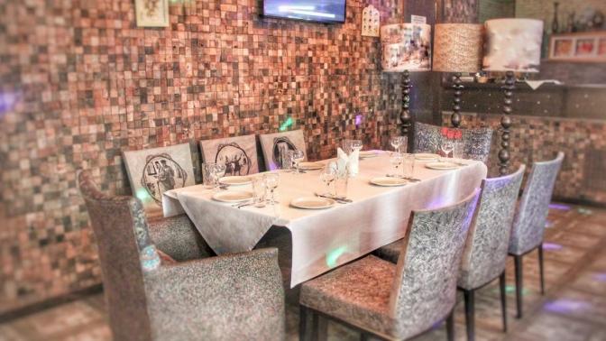 Романтический ужин для двоих или ужин для компании вресторане европейской кухни Brioche