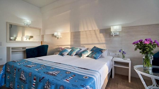 Отдых вКрыму спосещением банного комплекса или без вапартаментах Telio