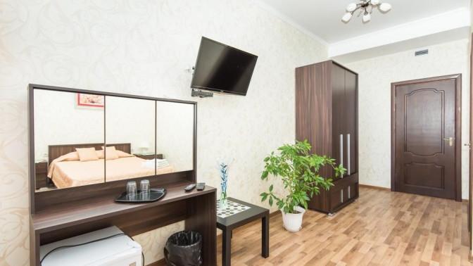 Отдых вцентре Казани вномере ссауной или без вмини-отеле «НаСайдашева»