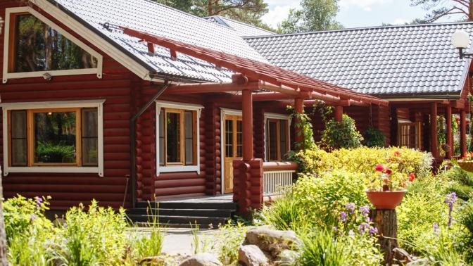 Отдых наберегу озера вномере или коттедже с3-разовым питанием набазе отдыха Green Village