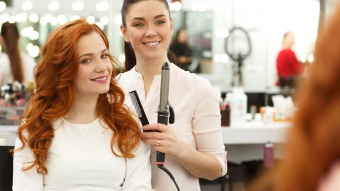 Стрижка, мелирование, окрашивание иукладка волос всалоне красоты «Vаниль»