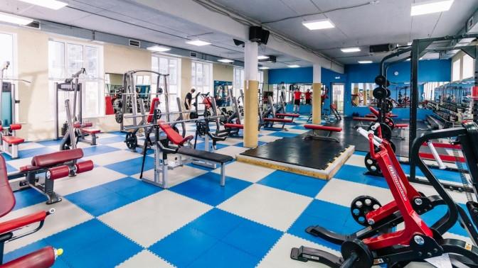 1, 2или 3месяца безлимитного посещения тренажерного зала всети фитнес-клубов Platinum